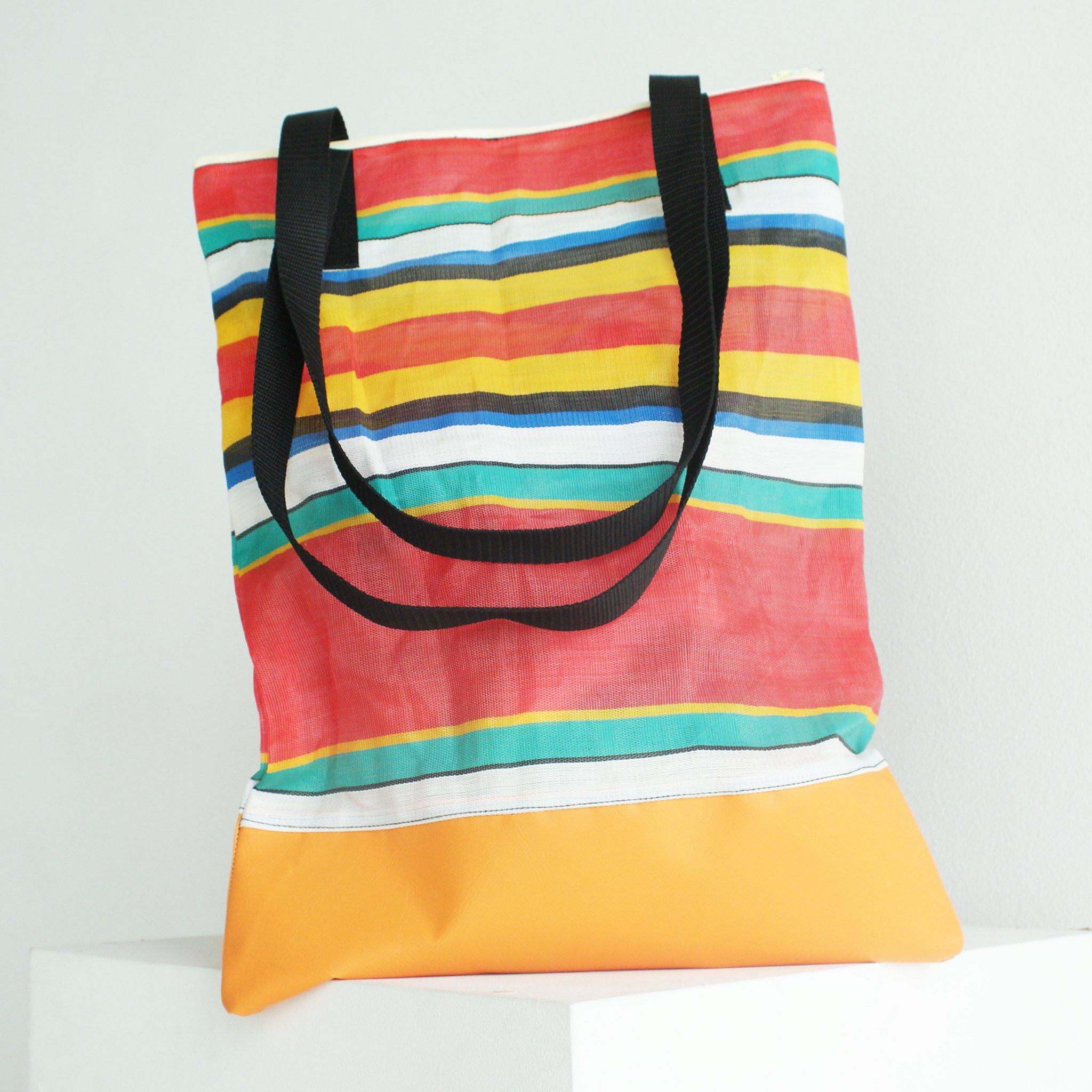 Margate Deckchair Tote Bag