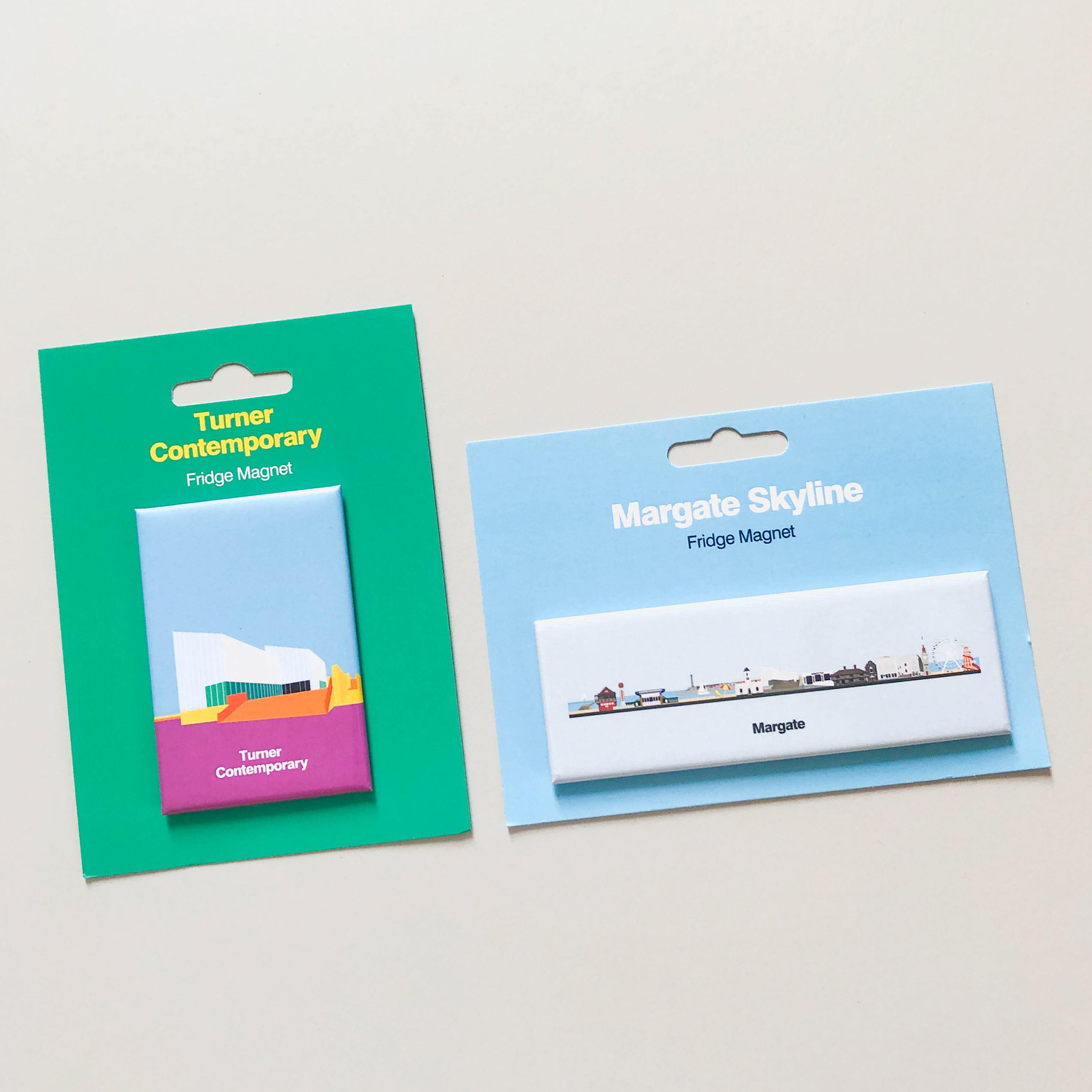 Turner Contemporary Margate Magnets